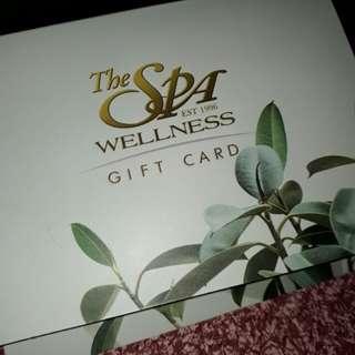 The spa wellness Gc