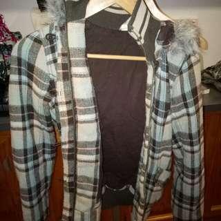 Ripcurl jacket size 6