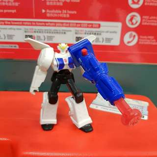 Mcdonald Happy Meal Gift, 2017 Transformers Strongarm  (Only 1 Available )