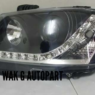 Head Lamp Blm Projector with led Strike
