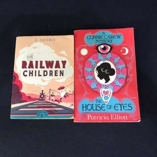 Lot of 2 story books