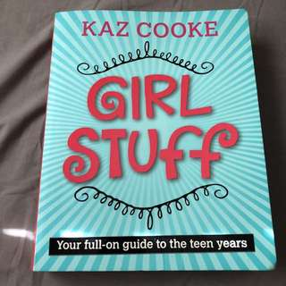 Girl stuff book