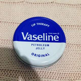 Original LIP THERAPY VASELINE