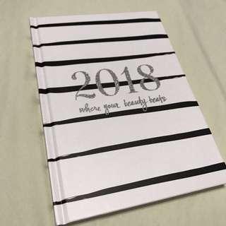 BN Sephora 2018 Planner