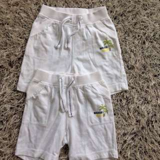 Authentic Mothercare short