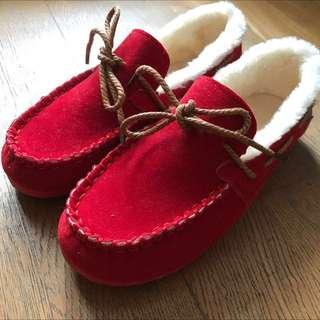🚚 冬季毛毛鞋