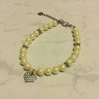 Pet Pearl Necklace