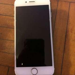 iPhone 6 64GB rose Gold