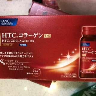 fancl 膠原蛋白飲