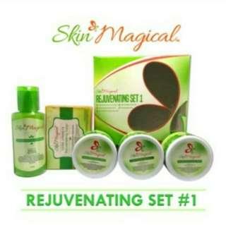 Authentic Skin Magical Set #1