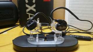 Fender cxa1耳機