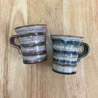 (日本陶瓷)情侶濃縮咖啡杯/小茶杯(送禮/自用)coffee/tea cups