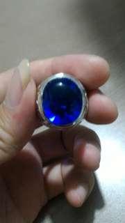 Batu cincin obsidian