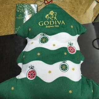 Godiva christmas pack