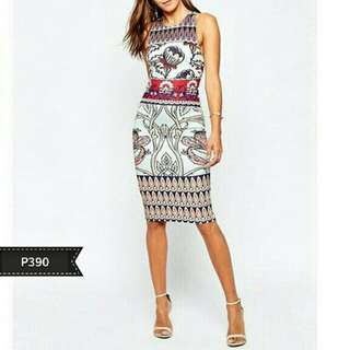 Celebrity Trendy Dress