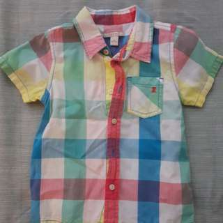 Esprit Multi Color Shirt