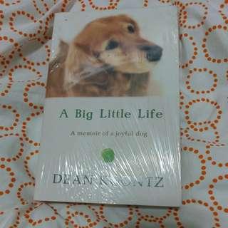 A Big Little Life by Dean Koontz