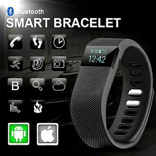 Bluetooth Smart Bracelet Wristband Watch is your Health Monitoring Assistant for All Your Health Concerns