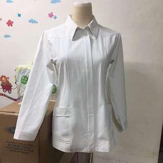 長袖護士服上衣