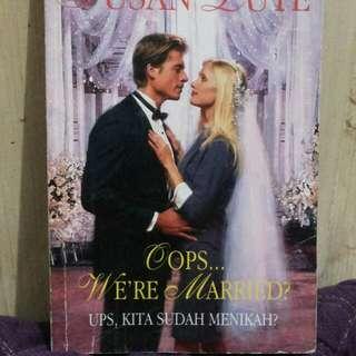 Novel Harlequin murah