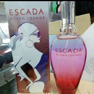 Pre-ORDER(ORIGINAL ESCADE PERFUME 100ml)