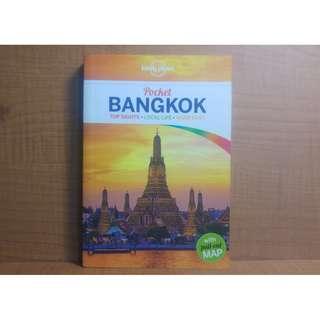 Lonely Planet Pocket Bangkok   Travel Book BKK 4th Edition