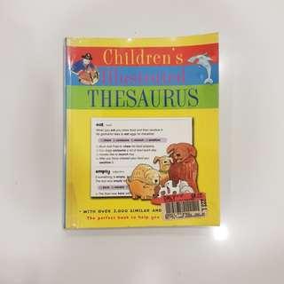 Children Illustrated Thesarus