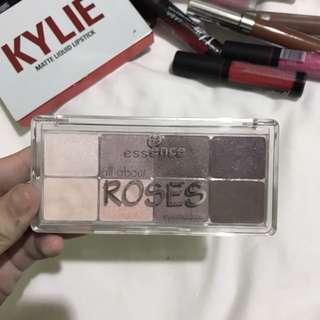 essence rose palette