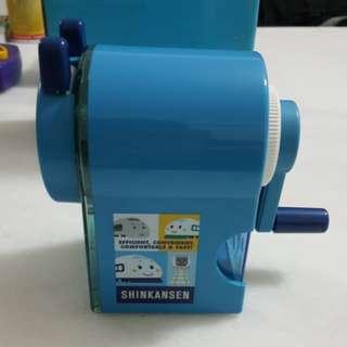 Sanrio- shinkansen sharpener