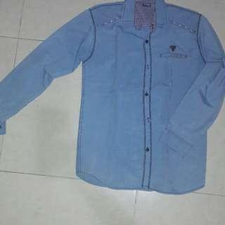 Hem Denim blue