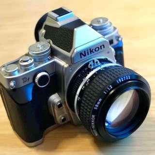 MINT Nikon NOCT 58mm f1.2 Lens
