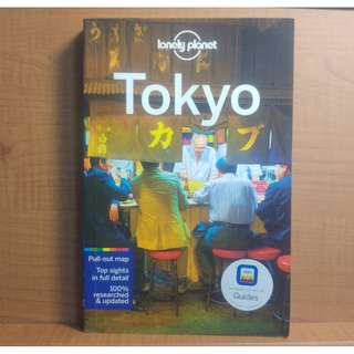 Lonely Planet Pocket Tokyo | Travel Book JP 10th Edition ( No Map Included )