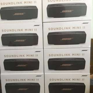 ( see Details before message me )(Selling for friends )Brand new SEALED Bluetooth Bose sound mini II