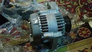 alternator kelisa kenari kembara baru