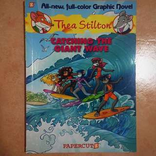 Thea Stilton graphic novel