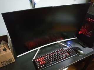 Prism+ X315 Full HD Monitor