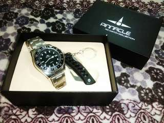 Pinnacle Quartz (RO WATCH COLLECTION)
