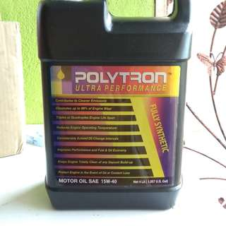 Polytron SAE 15W-40 Engine Oil