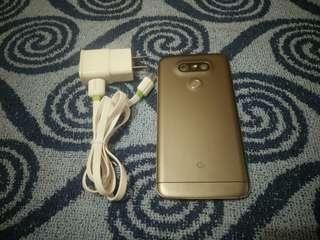 LG G5 F700L Metallic Black 32GB 4GB LTE