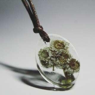 Kalung bunga edelweis
