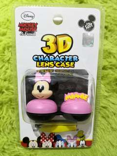 Minnie Mouse 3D Lens Case (Disney)