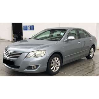 Toyota Camry 2.0A for Long Term Car Rental