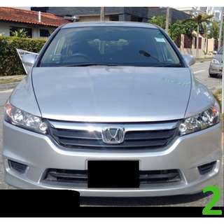 1-Month Contract Honda Stream @ $60 Daily