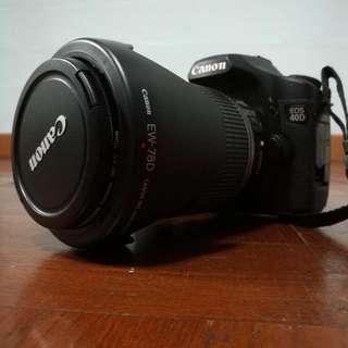 Canon 40d + 18-200mm + 4 Batteries + 2 Cf Cards