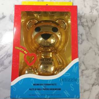 MOSCHINO X SEPHORA BEAR EYE SHADOW PALETTE BRAND NEW & AUTHENTIC (NO OFFERS)