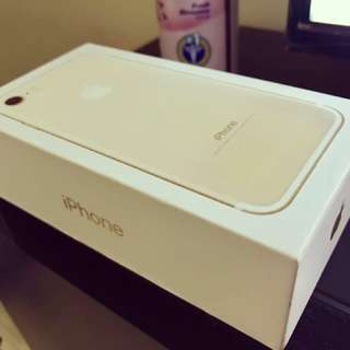 Iphone 7 gold 128gb smartlocked