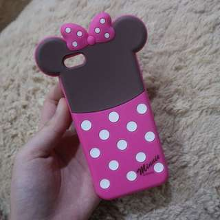 Minnie mouse case for iphone5s