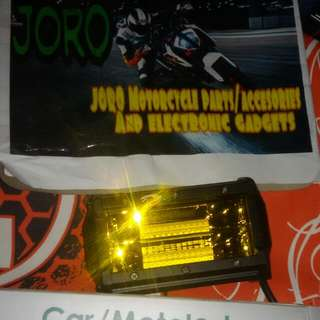 24 Led Bar For Honda Wave Dash SKydrive Mio Xrm Rouser Gixxer Cbr Raider Rusi Racal Suzuki Smash