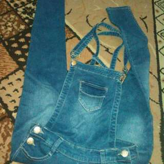 [titip jual] overall jeans
