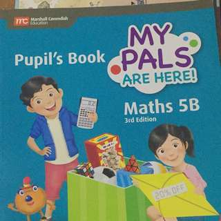 Primary 5 books